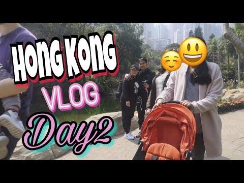 HONG KONG WALK TOUR ( HONG KONG DAY2 VLOG) RobertCehl VlogLife 2018
