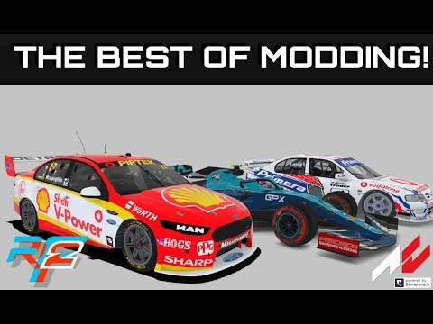 GET THE MOST FROM YOUR SIMS! 5 of My Favourite Assetto Corsa and