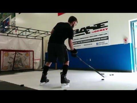 BASE Hockey Shooting - BC06 Turk Pattern