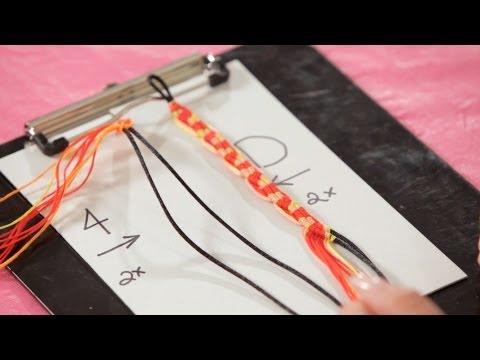How to Make a Snake Friendship Bracelet | Bracelet Patterns