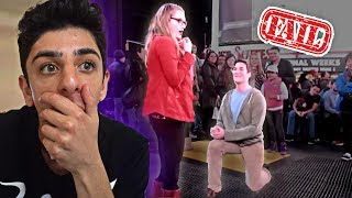 REACTING TO THE WORST MARRIAGE PROPOSAL FAILS!!   FaZe Rug