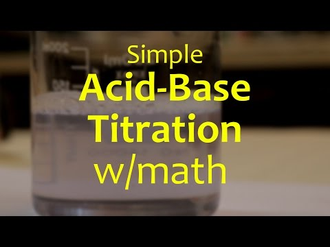 How to Titrate Ammonia With Vinegar - Experiment
