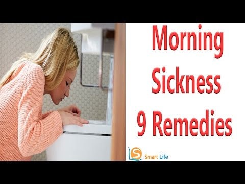 9 Best Home Remedies For Morning Sickness Relief