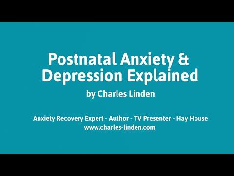 Postnatal Anxiety - Postpartum Anxiety - Postnatal Depression Cure Treatment