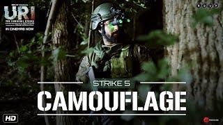 URI   Strike 5: Camouflage   Vicky Kauhal, Yami Gautam   Aditya Dhar   In Cinemas