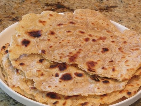 ~Homemade Tortillas From Food Storage~
