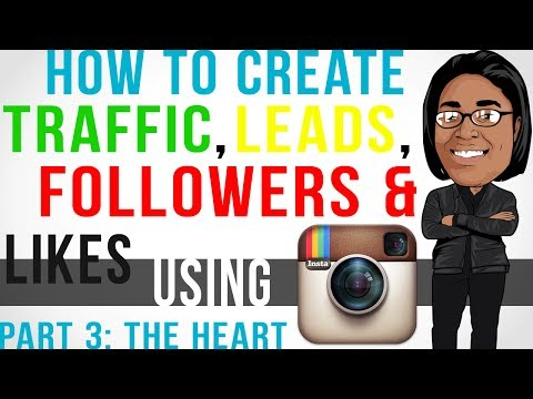 How To Get Traffic, Likes, Followers Using Instagram