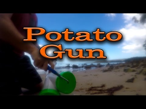 How To: Make A Potato Gun | The PVC Armory