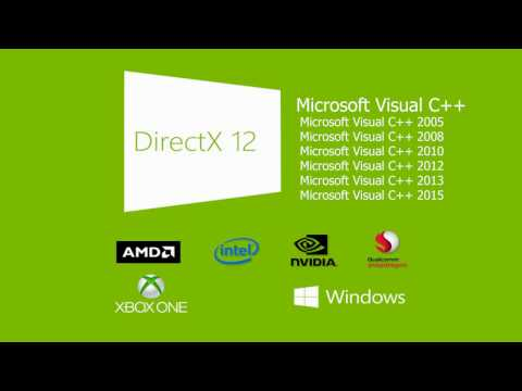 DirectX Pack And Vulkan Drivers For Windows Games Experience 2018