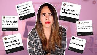 CONTESTO 100 PREGUNTAS EN 5 MINUTOS | What The Chic