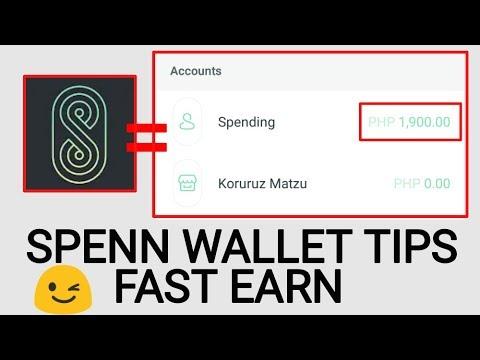 My Spenn Wallet Balance 😉😉