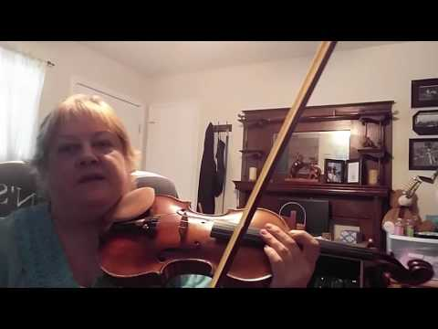 Violin - Amazing Grace - How to add ornamentation and drones