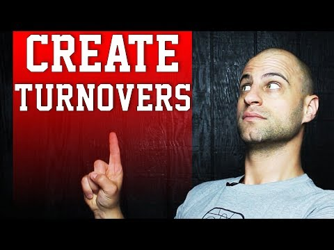 3 Ways to Create More TURNOVERS in a Hockey Game