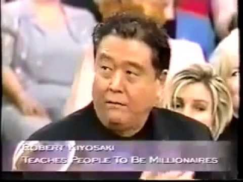 Robert Kiyosaki talks about what we teach at myEcon