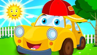 Weather Song | Ralph and Rocky | Cars Cartoon Videos for Children from Kids Tv Channel