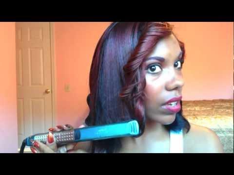 How To: Farrah Fawcett Curls