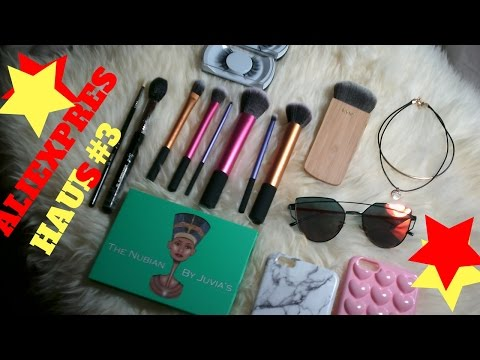 Aliexpress Haul 3 | jiannajay