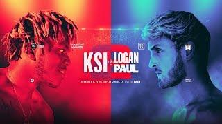 KSI VS LOGAN PAUL REMATCH IS FINALLY HERE