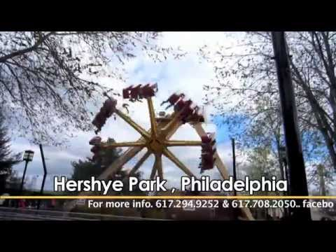Tour for HersheyPark & Amish Country
