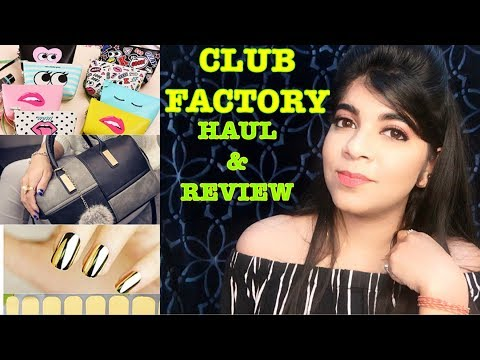 Club Factory Haul & Review | India | Online Shopping | Bad or Good Experience ????