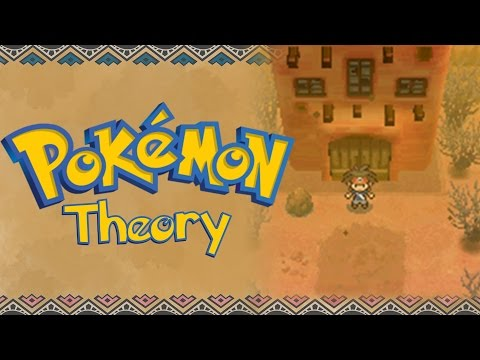 Pokemon Theory: What happened in the Strange House?