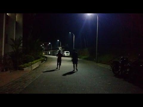 Vlog 1 IIST at night