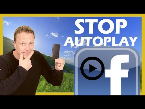 How to STOP Facebook Autoplay Videos on iPhone or iPad iOS 2018