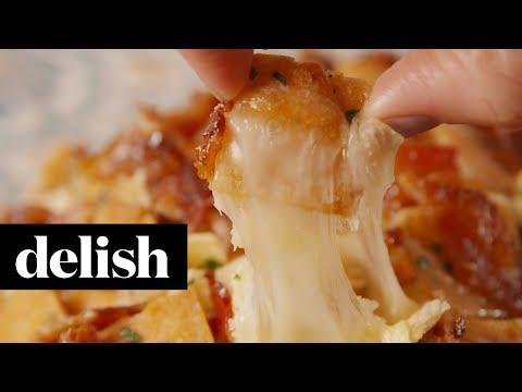 Maple Bacon Brie Bread   Delish