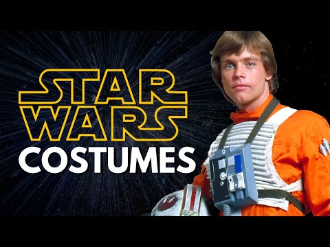 The Costumes Of Star Wars 1977- Part I (Star Wars Costumes - A New Hope)