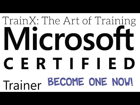 How to Become an MCT Microsoft Certified Trainer