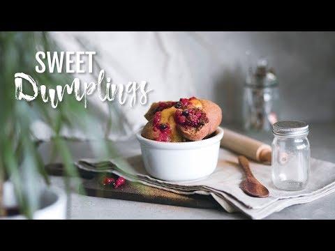 sweet dumplings // RECIPE