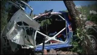 WRC Top 10 Spectacular Crashes - Part 1 / 4