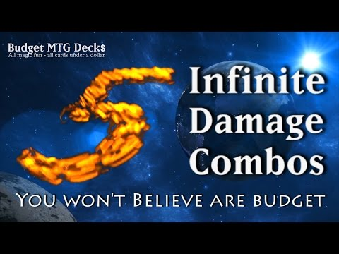 5 Infinite damage combos you won't believe are budget