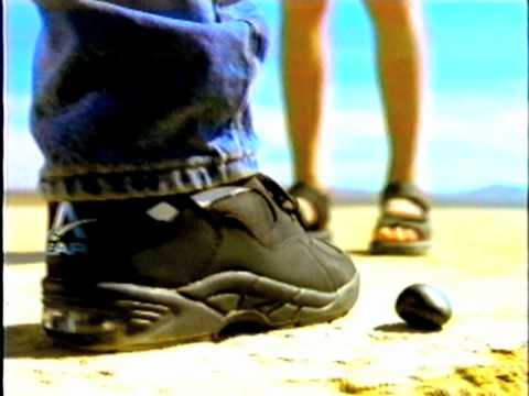 LA Gear Shoes Light up -- Early 90s Commercial