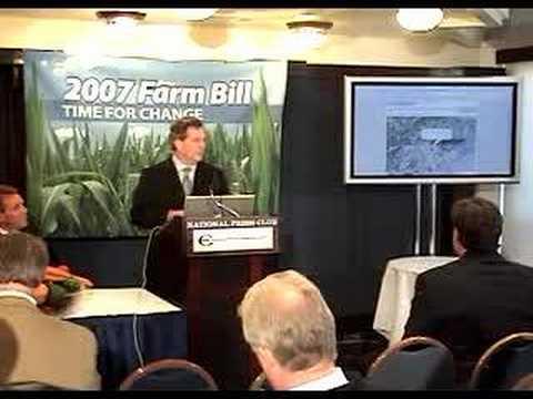 Farm Bill 2007: Full Disclosure of Subsidies