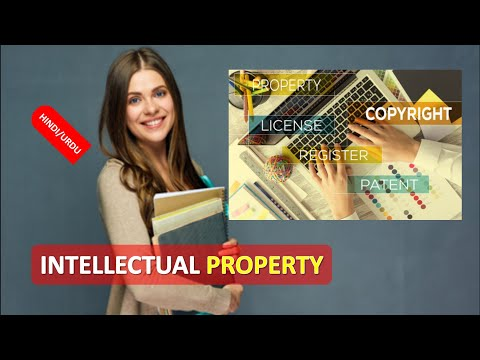 INTELLECTUAL PROPERTY RIGHTS EXPLAINED IN HINDI