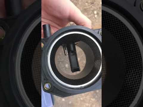 Curatare debimetru Audi 1.6 ALZ partea a 2-a