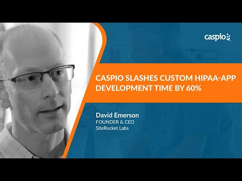 Caspio Case Study: SiteRocket Labs