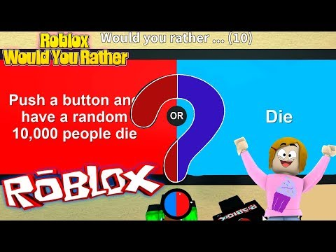 Baby Alive Molly And Daisy Play Roblox Would You Rather! - The Toy Heroes
