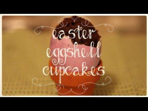 How to Make Easter Eggshell Cupcakes | Cupcake Recipe | Allrecipes.com