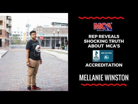 MCA Motor Club Of America BBB | MCA Rep REVEALS SHOCKING Truth About BBB Accreditation 2018