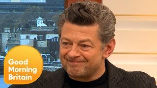 Black Panther: Andy Serkis Says It Is an Important Time for the Movie | Good Morning Britain
