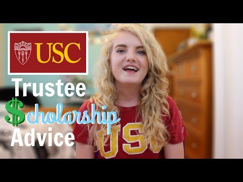 HOW I GOT A FULL SCHOLARSHIP TO USC | Rowan Born