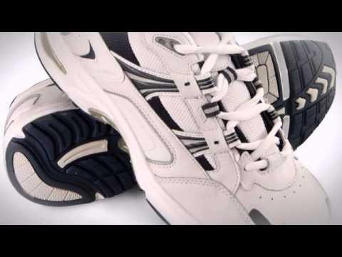 The Gentleman's Plantar Fasciitis Orthotic Walking Shoes.