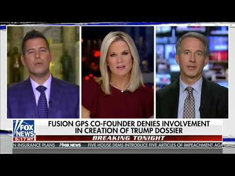 Sean Duffy on the Fusion GPS Dossier