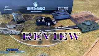 World of Tanks Miniatures Game - Review