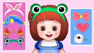 Baby Doli Hair shop hair pin play and baby doll toys play