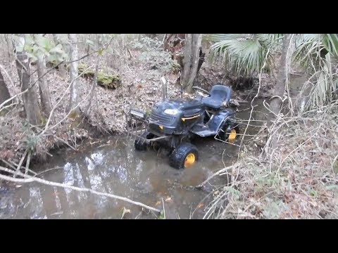 Muddy Ditch Crossing and Thick Briars Trails