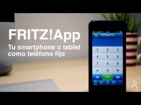 Fritz!App Fon, demostración de funcionamiento