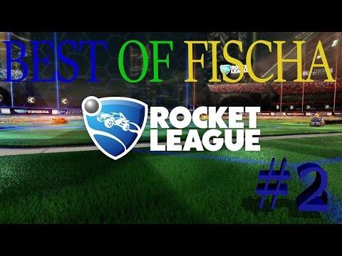 Best of Fischa | Rocket League | Goals | Skill Compilation #2
